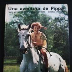 Tebeos: MUY BUEN ESTADO UNA AVUNTURA DE PIPPA EDITORIAL JUVENTUD. Lote 191586360