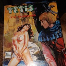 Tebeos: TEBEOS COMICS CANDY - TETIS 7 - MERCOCOMIC - AA97. Lote 191777366
