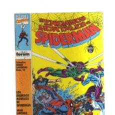 Livros de Banda Desenhada: SPIDERMAN N.4 FORUM LOS ENEMIGOS MORTALES DE SPIDERMAN. Lote 191978033