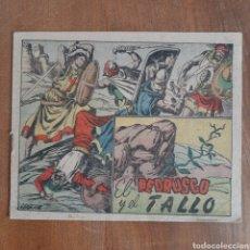 Tebeos: EL PEDRUSCO Y EL TALLO / FRENTE DE JUVENTUDES AÑO 1947 / RARO. Lote 192493163