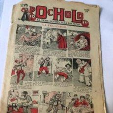 Tebeos: POCHOLO - NUM. 108- AÑO III - 10 CTS.. Lote 192692898