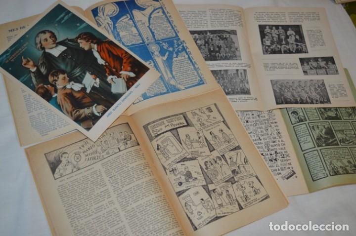 Tebeos: VIDA y LUZ / Revista Escolar Ilustrada / Época TERCERA - Números 94, 95, 96 y 97 - Año 1.954 ¡Mira! - Foto 5 - 192879583