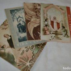 Tebeos: VIDA Y LUZ / REVISTA ESCOLAR ILUSTRADA / ÉPOCA TERCERA - NÚMEROS 56, 68, 81 Y 82 - AÑOS 50 ¡MIRA!. Lote 193054378
