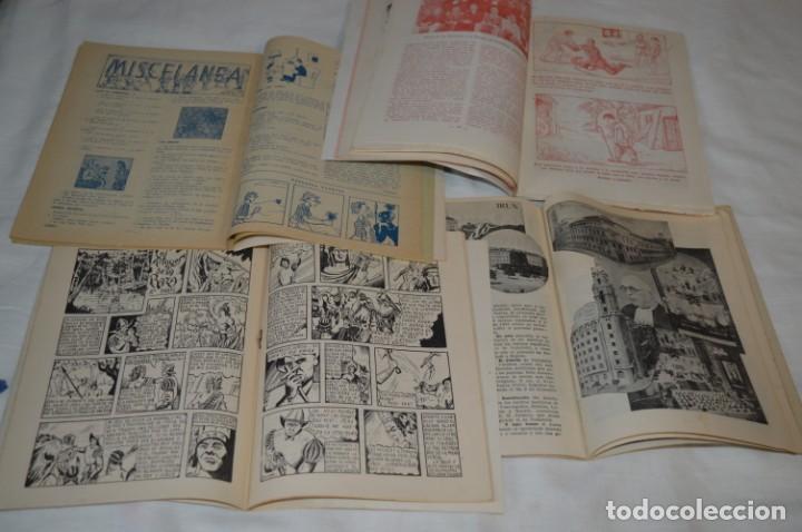 Tebeos: VIDA y LUZ / Revista Escolar Ilustrada / Época TERCERA - Números 56, 68, 81 y 82 - Años 50 ¡Mira! - Foto 5 - 193054378