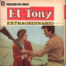 Livros de Banda Desenhada: EL TONY EXTRAORDINARIO Nº 343 - COLUMBA. Lote 193248525