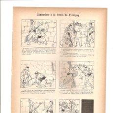 Tebeos: 1104. CAMEMBER A LA FERME DE FLAVIGNY. Lote 193256205