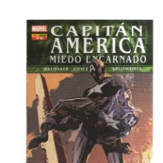 Livros de Banda Desenhada: CAPITAN AMERICA N,18 MIEDO ENCARNADO. Lote 193810095