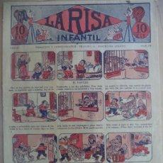 Tebeos: LA RISA INFANTIL Nº 175. Lote 194010128