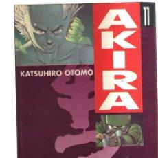 Livros de Banda Desenhada: AKIRA TOMO 11. Lote 194010853