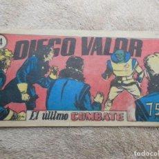 Tebeos: COMIC DIEGO VALOR Nº 64 , ORIGINAL ( VER FOTO ADICIONAL ).. Lote 194194707