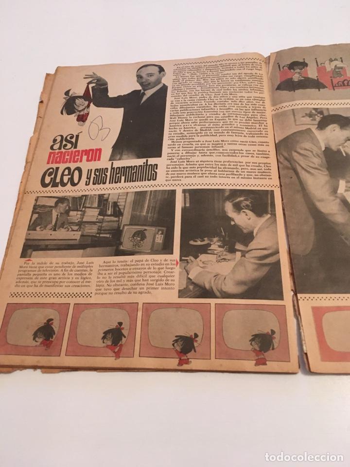 Tebeos: REVISTA TBO DIN DAN N 28 AÑO I 1966 - Foto 3 - 194225373