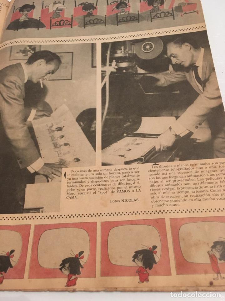 Tebeos: REVISTA TBO DIN DAN N 28 AÑO I 1966 - Foto 4 - 194225373
