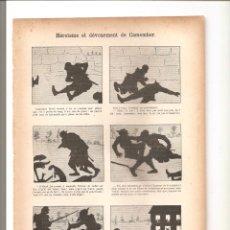 Tebeos: 1133. HEROISME ET DEVOUEMENT DE CAMEMBER 1897/1898. Lote 194238177