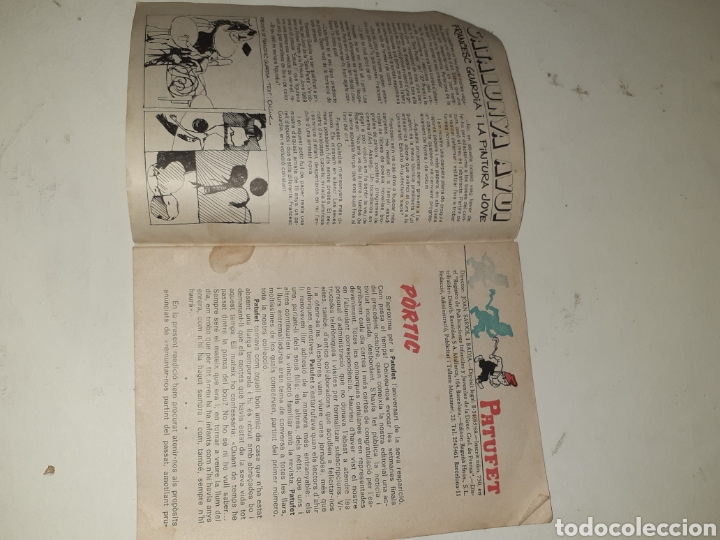 Tebeos: Patufet 1969 - Foto 2 - 194307135