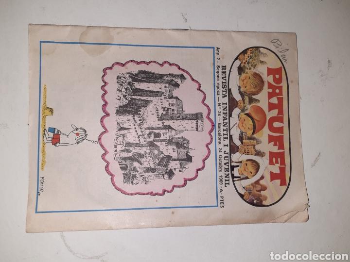 PATUFET 1969 (Tebeos y Comics - Tebeos Otras Editoriales Clásicas)