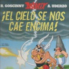 Tebeos: ASTERIX EL CIELO SE NOS CAE ENCIMA- SALVAT-AÑO 2005-COLOR-Nº 33-TAPA DURA. Lote 194499902