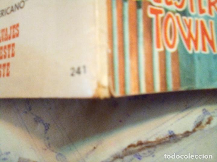 Tebeos: GRAN OESTE- Nº 241 -EL PRESO DE LESTER TOWN-1976-GRAN A. REDONDO-DIFÍCIL-ÚNICO EN TC-BUENO-LEAN-3107 - Foto 3 - 194514433