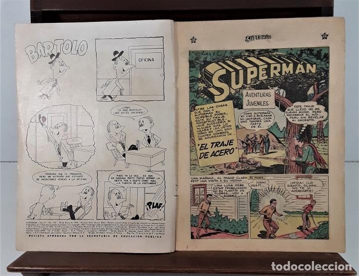 Tebeos: EDICIONES RECREATIVAS. 8 EJEMPLARES. MEXICO. 1958/1963. - Foto 7 - 162932058
