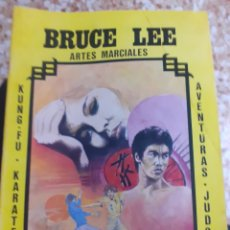 Tebeos: TBO/COMIC NÚM. 36 BRUCE LEE ARTES MARCIALES. Lote 194556555