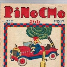 Tebeos: SEMANARIO INFANTIL PINOCHO. Nº 138. 9 OCTUBRE 1927. SATURNINO CALLEJA. Lote 194590832