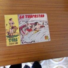 Tebeos: TORG HIJO DE LEON Nº 9 EDITA ANDALUZA . Lote 194612683
