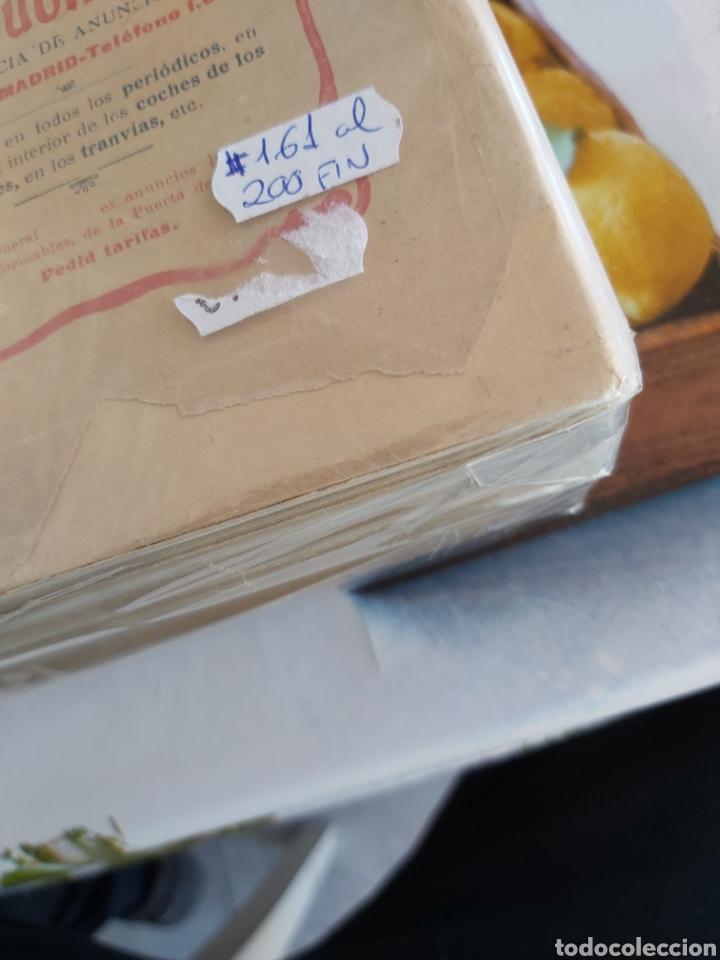 Tebeos: Revista Monos del 57 al 200 gran lote del considerado primer tebeo de España - Foto 10 - 194674190