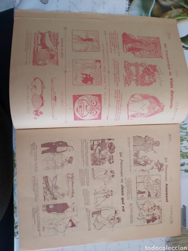 Tebeos: Revista Monos del 57 al 200 gran lote del considerado primer tebeo de España - Foto 14 - 194674190