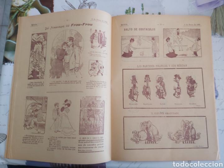 Tebeos: Revista Monos del 57 al 200 gran lote del considerado primer tebeo de España - Foto 18 - 194674190