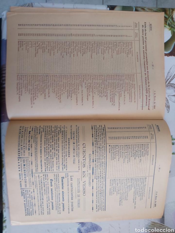 Tebeos: Revista Monos del 57 al 200 gran lote del considerado primer tebeo de España - Foto 21 - 194674190