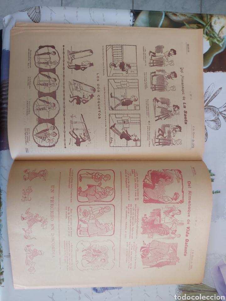 Tebeos: Revista Monos del 57 al 200 gran lote del considerado primer tebeo de España - Foto 22 - 194674190