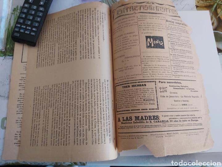 Tebeos: Revista Monos del 57 al 200 gran lote del considerado primer tebeo de España - Foto 27 - 194674190