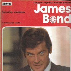 Tebeos: JAMES BOND. BURU LAN 1974. COLECCIÓN COMPLETA (5 TOMOS). Lote 194682977