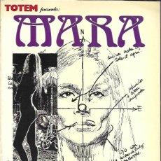 Tebeos: BIBLIOTECA TOTEM. NUEVA FRONTERA 1978. Nº 6 MARA. Lote 194683133