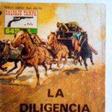 Tebeos: SALVAJE TAMPA- Nº35 - LA DILIGENCIA-1971-GRAN A.REDONDO-ÚNICO EN TODOCOLECCIÓN-CORRECTO-LEA-3118. Lote 194704156