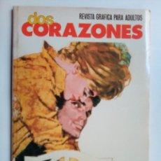 Tebeos: DOS CORAZONES- Nº 6 -BUSCANDO UNA ESTRELLA-1980-GRAN CONSOL ESCARRÁ-BUENO-DIFÍCIL-LEAN-3119. Lote 194706151