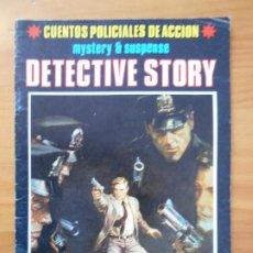 Tebeos: CUENTOS POLICIALES DE ACCION - MYSTERY & SUSPENSE - DETECTIVE STORY - Nº 3 (FH). Lote 194707537