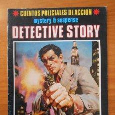 Tebeos: CUENTOS POLICIALES DE ACCION - MYSTERY & SUSPENSE - DETECTIVE STORY - Nº 4 (FH). Lote 194707878