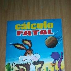 Tebeos: COMICS CORRE CAMINO, CALCULO FATAL, EDITORIAL FHER.AÑO 1973. Lote 194710792
