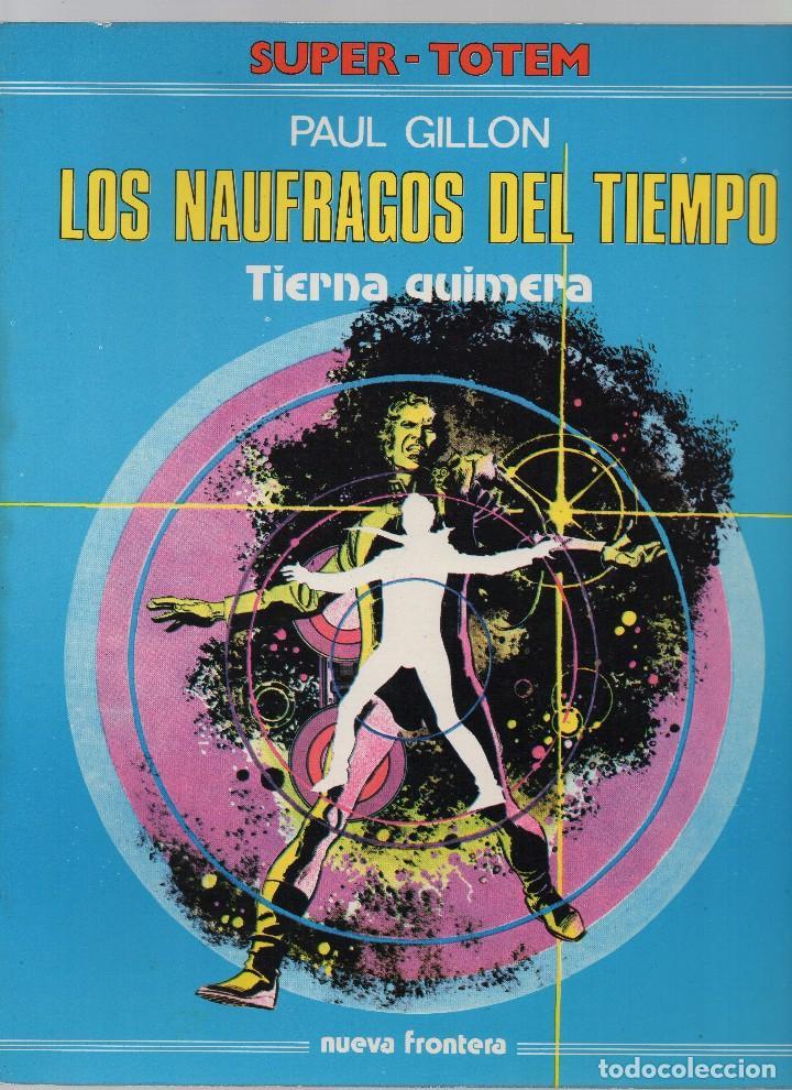 Tebeos: SUPER TOTEM DE EDITORIAL NUEVA FRONTERA - Foto 2 - 194720506
