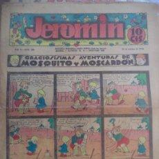 Tebeos: JEROMIN Nº285 DEL 25 OCTUBRE DE 1934. Lote 194765347