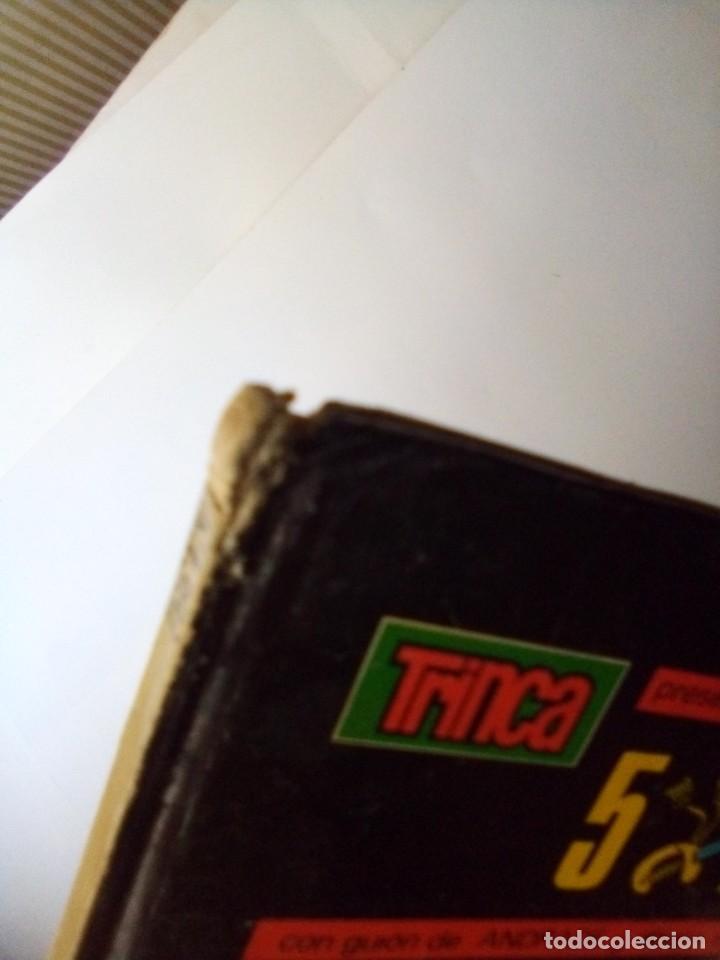 Tebeos: LOS GUERRILLEROS- 5 AVENTURAS- COLECCIÓN TRINCA- Nº 3 - GRAN BERNET TOLEDANO-1972-CORRECTO-LEAN-0172 - Foto 3 - 194788682