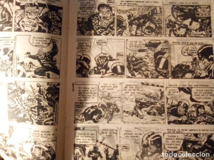 Tebeos: JOHNNY HAZARD -MAISAL- Nº 4 -LA AMENAZA- GRAN FRANK ROBBINS-1975-BUENO-MUY DIFÍCIL-LEAN-3130 - Foto 6 - 194886291