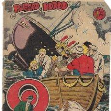 Tebeos: EL PODER INVISIBLE Nº 28 - ORIGINAL DIFICIL- VER Y LEER. Lote 194939643
