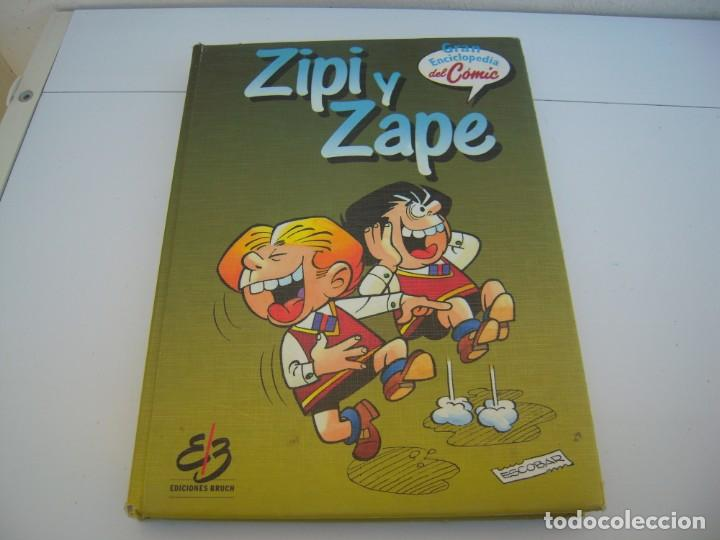 GRAN ENCICLOPEDIA DEL COMIC ZIPI Y ZAPE (Tebeos y Comics - Tebeos Otras Editoriales Clásicas)