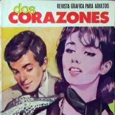 Tebeos: DOS CORAZONES- Nº 33 -¿TAMBIÉN PERDÍ TU CARIÑO?-1980-GRAN CALIDAD-CORRECTO-DIFÍCIL-LEAN-3139. Lote 195035098