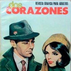 Tebeos: DOS CORAZONES- Nº 45 -YO SABRÉ ESPERARLE-1981-GRAN J. MASCARÓ-BUENO-MUY DIFÍCIL-LEAN-3145. Lote 195040391