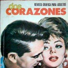 Tebeos: DOS CORAZONES- Nº 47 -TODO PUEDE SUCEDER-1981-GRAN CALIDAD-BUENO-MUY DIFÍCIL-LEAN-3146. Lote 195041470