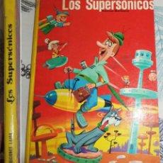 Tebeos: LOS SUPERSONICOS HANNA-BARBERA ED. LAIDA 1967 PASTA DURA 93 PAGINAS . Lote 195051026