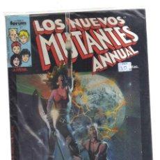 Tebeos: LOS NUEVOS MUTANTES ANUAL ESPECIAL PRIMAVERA. Lote 195095140