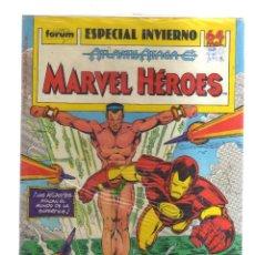 Tebeos: MARVEL HEROES ESPECIAL INVIERNO . Lote 195095248